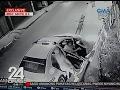 24 Oras: Exclusive: Pagpatay Sa Isang Lalaki Sa Loob Ng Sinasakyang Taxi, Na- Huli Cam video