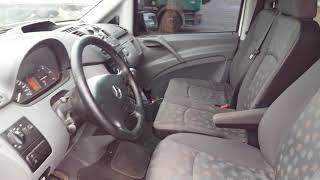 Mercedes-Benz Vito 2010 обзор