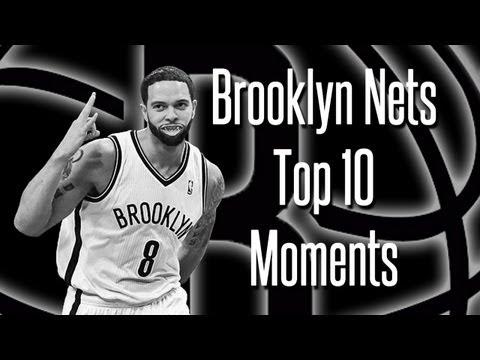 Brooklyn Nets Top 10 Moments 2012-13