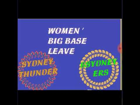 Sydney Thunder Vs 6 Sydney Ers T20 Subscribe And Like