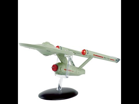 Star Trek Official Starships Collection Jumbo Issue: USS Enterprise NCC-1701 Review