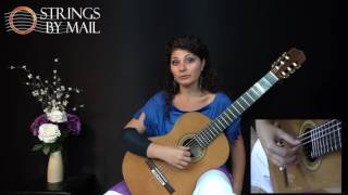 Right Hand Thumb - Strings by Mail Lessonette | Gohar Vardanyan