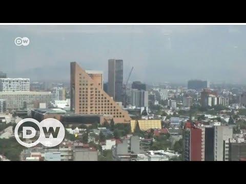 Meksika'da şiddetli deprem- DW Türkçe