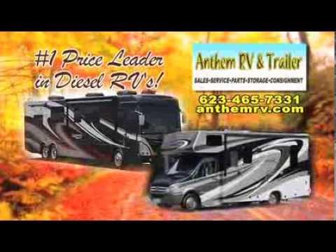 Anthem RV & Boat | Arizona RV Sales, Consignment & Service