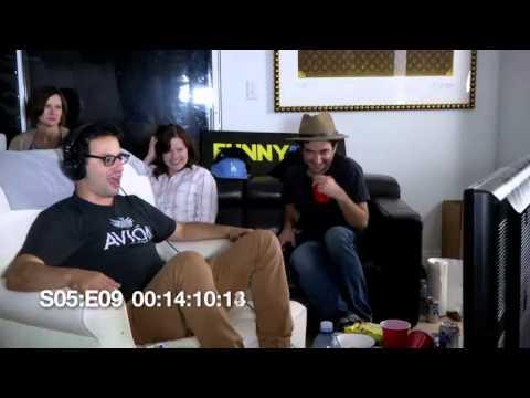 Entourageathon: Gil Voices an Entourage Episode