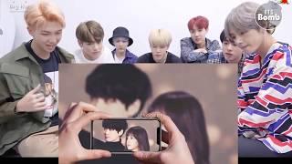 BTS reaction Jungkook vs Lisa Funny cute