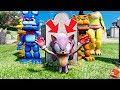 ZOMBIE SONIC THE HEDGEHOG! (GTA 5 Mods Kids FNAF Animatronics RedHatter)