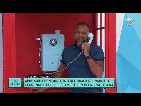 DENÍLSON RECEBE LIGAÇÃO DE ROGÉRIO CENI   JOGO ABERTO