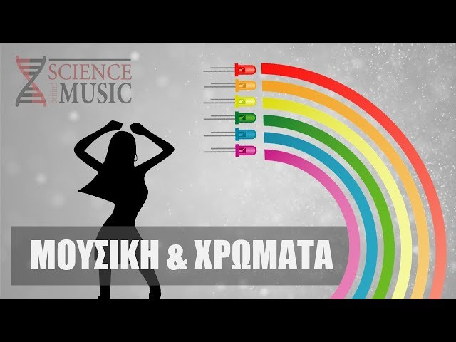 Τι χρώμα είναι η μουσική; (Μέρος 2ο)