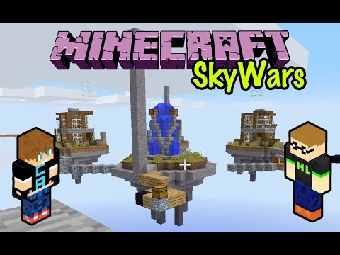 Let S Play Skywars With Radiojh Jason Games Minecraft