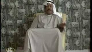عبدالحسين يحاكم سعد الفرج باللهجة العراقية - ضحية بيت العز