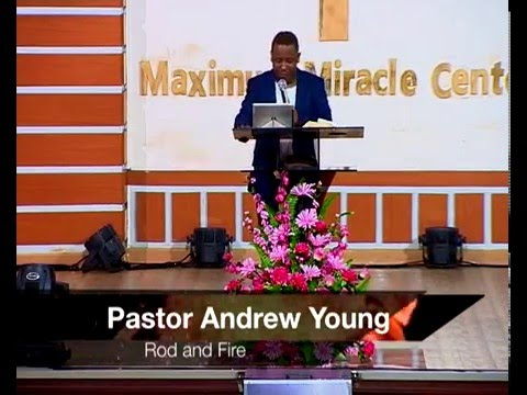 Pastor Andrew Young Muiru - STRATEGY