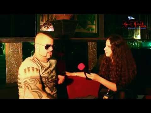 Sabaton- interview with Joakim Brodén @ MetalDays