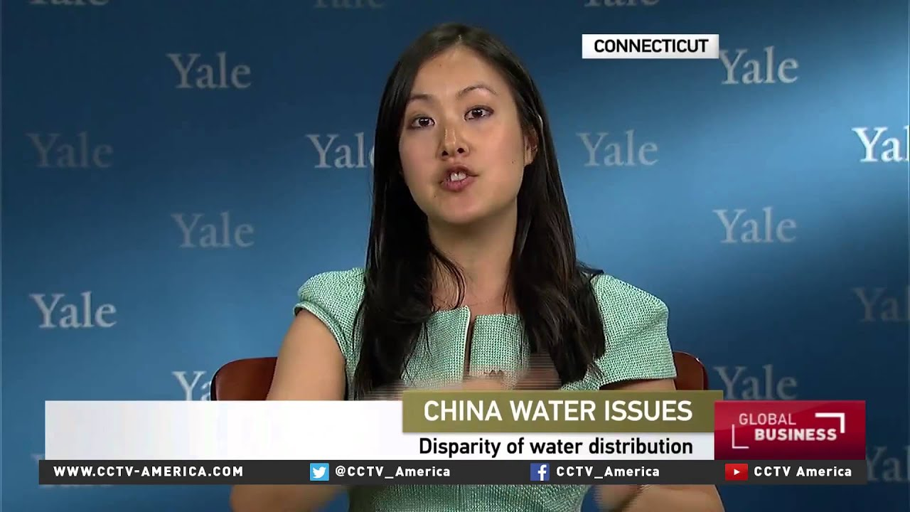 Dr. Angel Hsu on solving China's water woes - YouTube