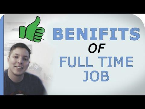 Benefits of Full Time Vs Freelance