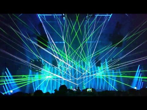 Hard Bass 2017 - Team Green (HD & Sound HQ 60fps)