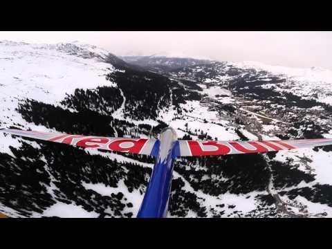 Glider Aerobatics in the Swiss Alps, Team Schaerer