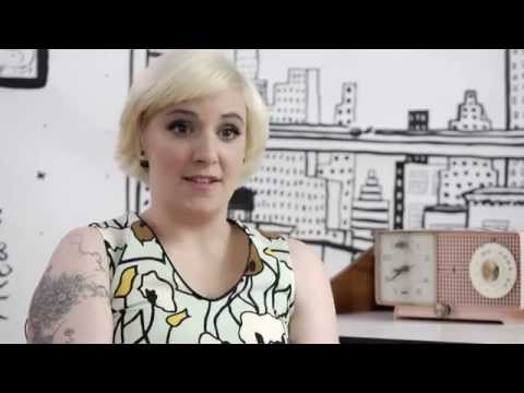 #AskLena: Lena Dunham Wants You To Stop Sleeping With Garbage Trash Men