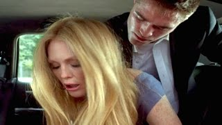Maps To The Stars | Julianne Moore And Robert Pattinson Hot Scene In Car