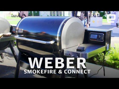Weber SmokeFire and