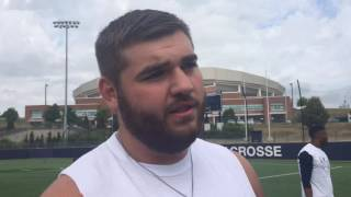 Penn State's Ryan Bates talks improvement at Lift for Life