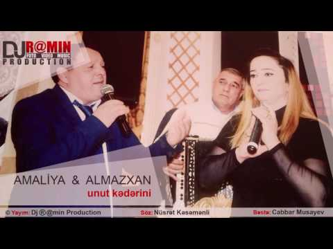 Amaliya & Almazxan 2017 - Unut Kederini -