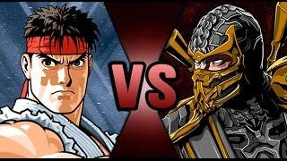 Scorpion contra Ryu - 2016