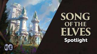 OSRS Song of the Elves Spotlight