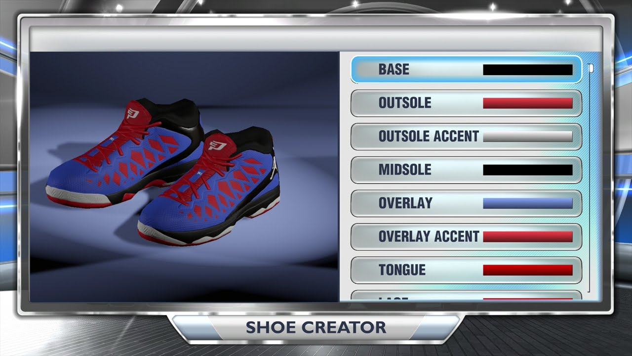 220ba6ecbdda ... nike zoom crusader shoes patch 4bac4 60fe5 get nba 2k14 next gen shoes  jordan cp3 6 clippers away youtube f92d8 b90aa ...
