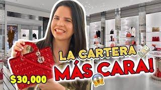 SUPER HAUL!! DIOR 👜 LA CARTERA MÁS CARA💰💰  | Camila Guiribitey