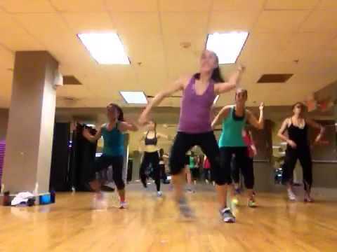 Party like a rockstar - Zumba with Carolina - fitnessinnewy