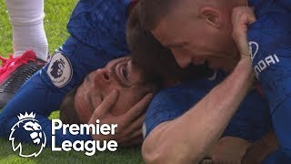 Gambar cover Olivier Giroud fires Chelsea in front of Tottenham | Premier League | NBC Sports