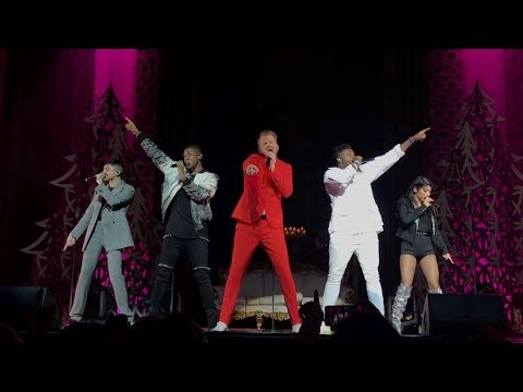A Pentatonix Christmas Tour FULL 1080p 60FPS Concert (12/17/17)