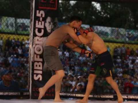 Кыргызы ММА Mixed Martial Arts 17 июня 217 г. SIBFORCE - 4 Тува, Кызыл