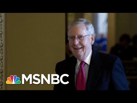 Why Did Mitch McConnell Choose Thursday To Support Election Security? | Morning Joe | MSNBC