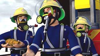 Feuerwehrmann Sam Deutsch 🚒Sam, der Feuerwehrchef 🔥Neue Folgen 🔥🚒Zeichentrick für Kinder