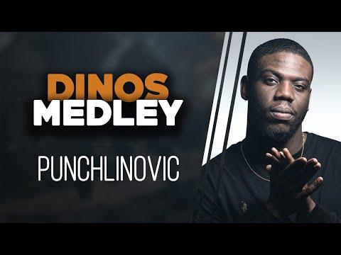 Youtube: DINOS | MEDLEY PUNCHLINOVIC