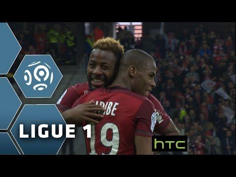 But Djibril SIDIBE (88') / LOSC - AS Monaco (4-1) -  / 2015-16