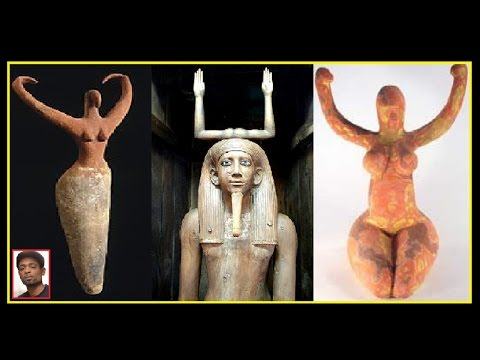 Herstory to Hisstory: Menes & The 1st Egyptian PAtriarchs Ended The MAatian Golden Era