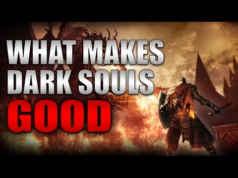 What Makes Dark Souls Good - Fluid Gameplay