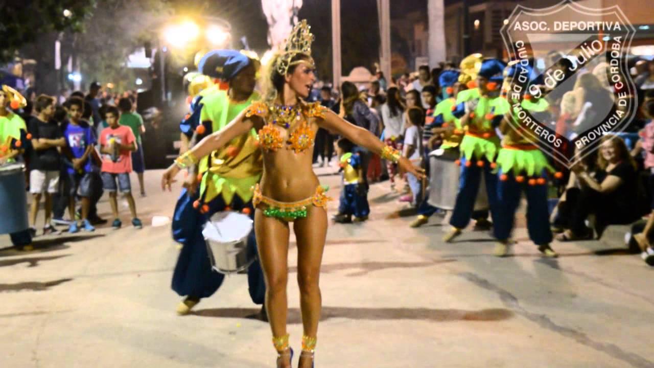 Carnavales 2015 asoc dep 9 de julio morteros 1 noche for Comedor 9 de julio morteros