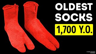 5,000-Year-Old Piece of Gum and 40+ Insanely Oldest Things