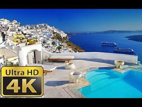 Full Movie 4k ULtra HD MSC MUSICA Cruise Tour Mediterran Relaxing Sony 4k DEMO