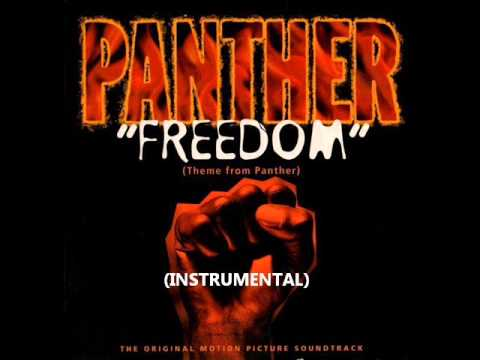Various Artists - Freedom: Theme From PANTHER (Rap Mix) (Instrumental)