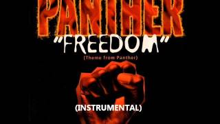 various artists freedom theme from panther rap mix instrumental
