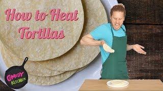 How to Heat Tortillas