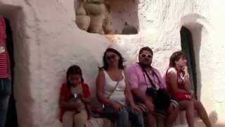 Берберы в пустыне Сахара, Тунис