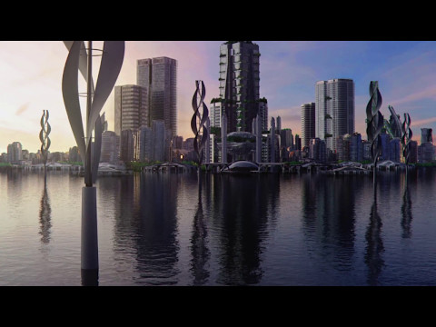 Kalmar Port 2060 vision en streaming