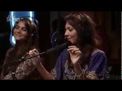 Fareha Parvez In Coke Studio Season 6 Travel Video