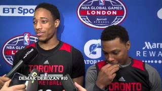 Repeat youtube video The Association: Toronto Raptors